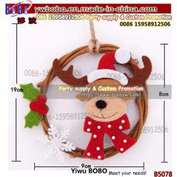 حفلة توريد زينة عيد الميلاد زينة عطلة الديكور المجوهرات الملحقات (B5078)