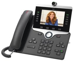 CISCO Serie 8800 Neues Original VoIP Network Unified Wireless Multi-Charger Telefon CP-8845-K9
