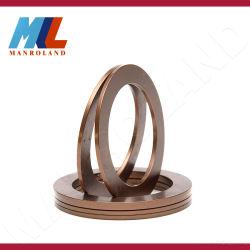 Круглый алюминиевый муфту и ленту режущей машины, Инструменты и аксессуары для металла машины бумаги, высокая жесткость и точность запасные части.