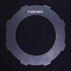 Stahlmaterial 3ec1519280 FM2724MP der Fricwel Autoteil-interne Stahlplatten-65 Mangan-45 für KOMATSU-Gabelstapler