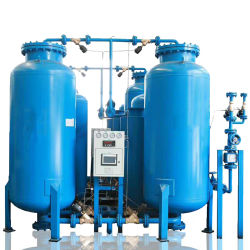 의료용 산소 발생기 PSA 산소 발생기 산소 플랜트를 사용했습니다 실린더 충전 계통용