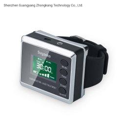 Niedrige Laser-Therapie-körperliche Rehabilitation-Ausrüstungs-Armbanduhr für Diabetiker