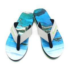 Barato por grosso de alta qualidade, chinelos para homens Beach Adaptado Chinelas