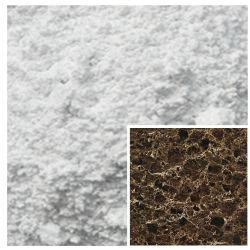 Polvere della glassa per le mattonelle nere di colore