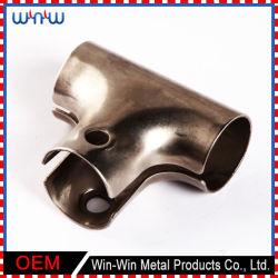 O metal do encaixe de tubulação do aço inoxidável datilografa a junção de T da soldadura T