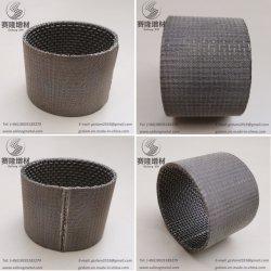 Titan/Stahlrostfreies für Öl-Maschinen-hydraulische Filtereinsätze