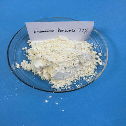 Agrochemische CAS 155569-91-8 van het Insecticide Emamectin Benzoate 95%