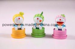 Crianças Auto Inking Stampers borracha plástico colorido OEM filhos filhos Toy Emoji Stamper Carimbo Carimbo de Rolagem