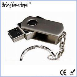 128GB USB 3.0 de MiniAandrijving van de Flits van de Wartel USB van het Metaal (xh-usb-118)