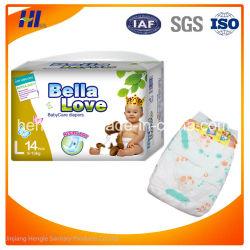 De beschikbare Luier Van uitstekende kwaliteit van de Baby voor de Markt van Zuid-Amerika