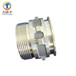 Précision personnalisé et en tournant d'usinage CNC Pièces en acier inoxydable