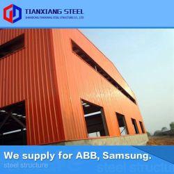 La certification ISO Garage de construction métalliques