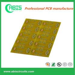 24시간 빠른 회전 프로토타입 옐로우 솔더 마스크 PCB 인쇄 회로 OEM을 위한 보드