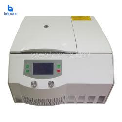 L'équipement médical paillasse centrifugeuse réfrigérée Machine à haute vitesse
