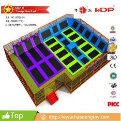 맞춤형 실내 트램폴린 공원, 어린이 또는 성인 트램폴린 피트니스 트램폴린 호테스트 운동 트램폴린 20 아이템
