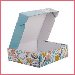 Boîte à chaussures en carton Kraft personnalisée boîte à chaussures Chaussures Chaussures ondulé Paper Box Emballage Shoe Box Boîte d'expédition postale d'emballage boîte en carton