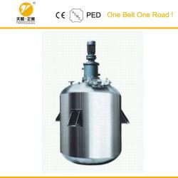 Aço inoxidável Extractos de mistura de tanque de Certificado CE de Armazenamento de Produtos Químicos