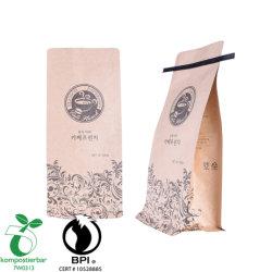 Fornitore libero variopinto della carta kraft Del sacchetto di caffè della finestra di stampa di incisione dalla Cina