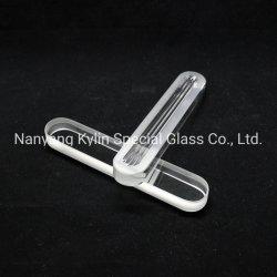 مرجل زجاجيّة/آمنة [غلسّ/ل-س] زجاج/[سغت غلسّ]/مقياس مستوية زجاج