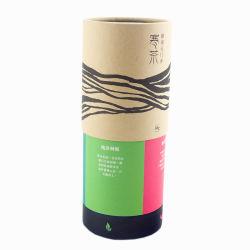 Vertiefung gedichteter Tee 50g, Kaffee, trockene Mutter, brät gesunden Papierumlauf-Gefäß-Kasten