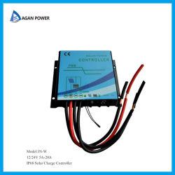 5A imprägniern Solarcontroller für automatischen den Hauptgebrauch 12V/24V