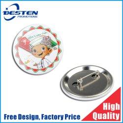 Günstige Fast Logo Maßgeschneiderte Zinn Abzeichen Lapel Pin-Tasten
