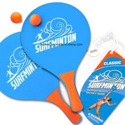 Raqueta de tenis de playa ideal para la playa al aire libre, jardín, camping