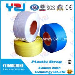 9mm Vert Bande de cerclage en PP machine d'emballage Courroie en plastique