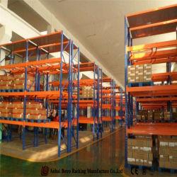 物質的な鋼鉄熱い販売パレットラッキング、頑丈な低温貯蔵パレットラック