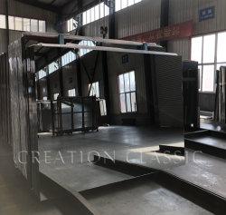 Zilveren Spiegel/Spiegel van de Rand Glass/Polished van het Aluminium de Mirror/Double Geschilderde