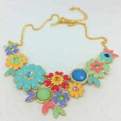 Venda por grosso Charme Moda Flower Colar Pendente/Jóias /Ornament