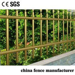Giardino/recinzione di alluminio residenziale della polvere di obbligazione rivestita ornamentale e protettiva villa/della Camera