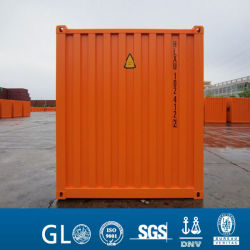 De Verschepende Container van de Container van ISO 20FT met de Kleur Aangepaste Dienst