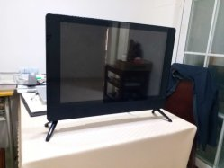 Alimentación en fábrica 17/19/20 pulgadas SKD viejo televisor LED con instrumentos entregados desde Corea