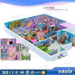 Stile dell'interno Playgroud morbido di intrattenimento da vendere il PVC sicuro