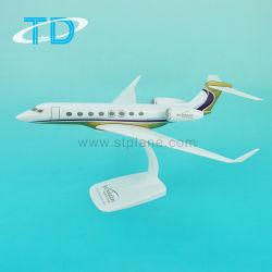 Jetsolution G650 30cm Plastic Aircraft 1/100 Plane Model