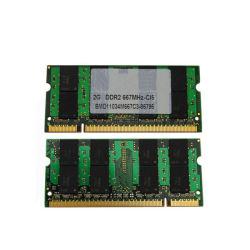 128*8 16IC DDR2 2GB 800/667 SODIMMのRAM