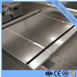 Strato laminato a caldo della lamiera di acciaio di Galvanzied della stampa standard di Dx51d SGCC usato sugli elettrodomestici della costruzione della costruzione