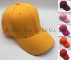 Оптовая торговля красочный 100% полиакрил пустым бейсбола спорта крышки