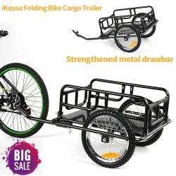 Vélo Pliant Bagages Cargaison remorque avec deux roues