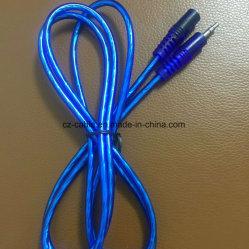 Кабель 3,5 мм, 3,5 мм штекер к разъему 3,5 мм (штекер в гнездо) аудио/AV/телефона/кабель RCA