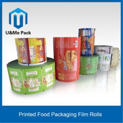 Composite de grade alimentaire souple du rouleau de film d'emballage alimentaire