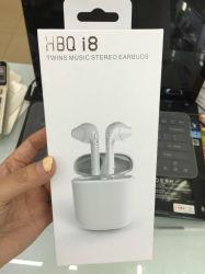 Novos modelos Hbq I8 Earpod Fone de Ouvido Bluetooth