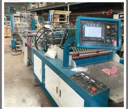 ماكينة ماكينة ربط ماكينة مزودة بأكياس توصيل أمامية مزودة بسحاب PVC (WFD-800)