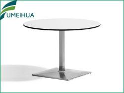 Stratifié compact HPL blanc Table à manger