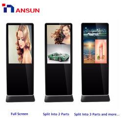Отдельно стоящие отдельно Android Windows TFT дисплей для Digital Signage
