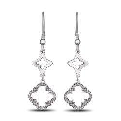 Jóias de Aço Inoxidável Brinco jóias de moda