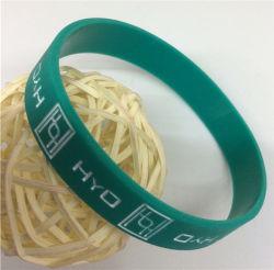 Силикон конструкции клиента более дешевый создает Wristbands