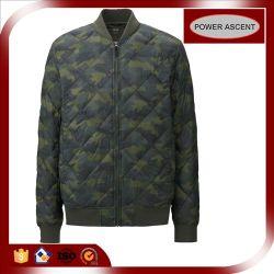 2015 Mens Fashion Ultra Light Camo jaqueta de ganso