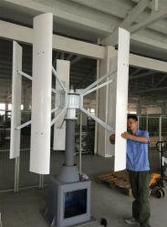 500W 1kw 2kw 3kw 5 kw vent Maglev générateur d'énergie éolienne verticale avec PV Poly PANNEAU SOLAIRE PANNEAU SOLAIRE Mono pour station de charge/Home/Ferme/Bureau d'utilisation
